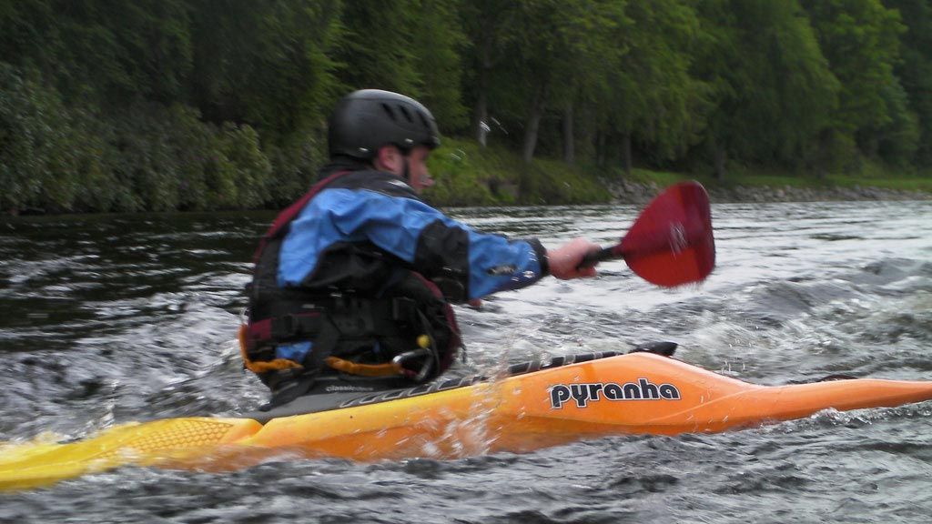 3 star river kayak assessment