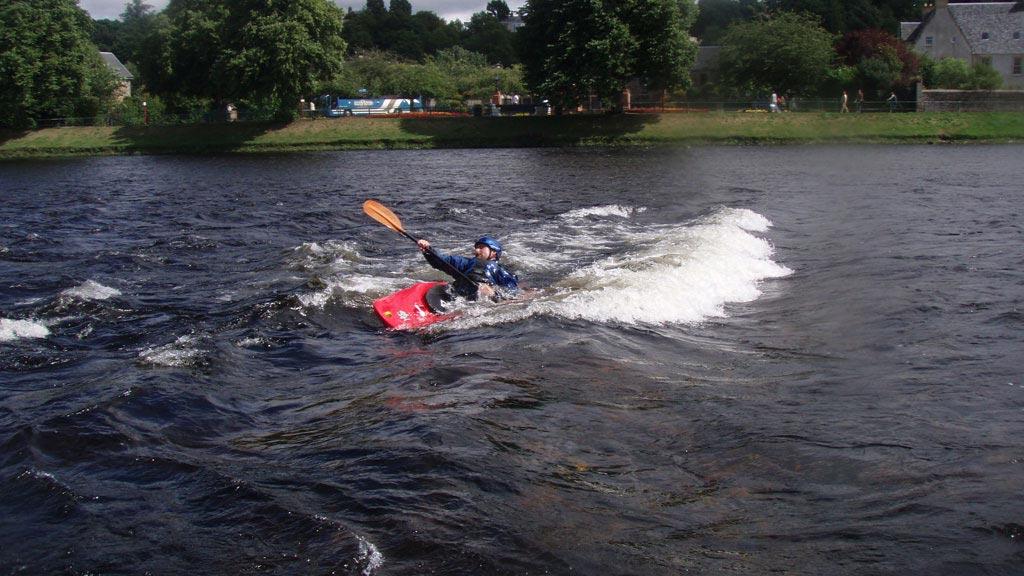 3 star river kayak assessment