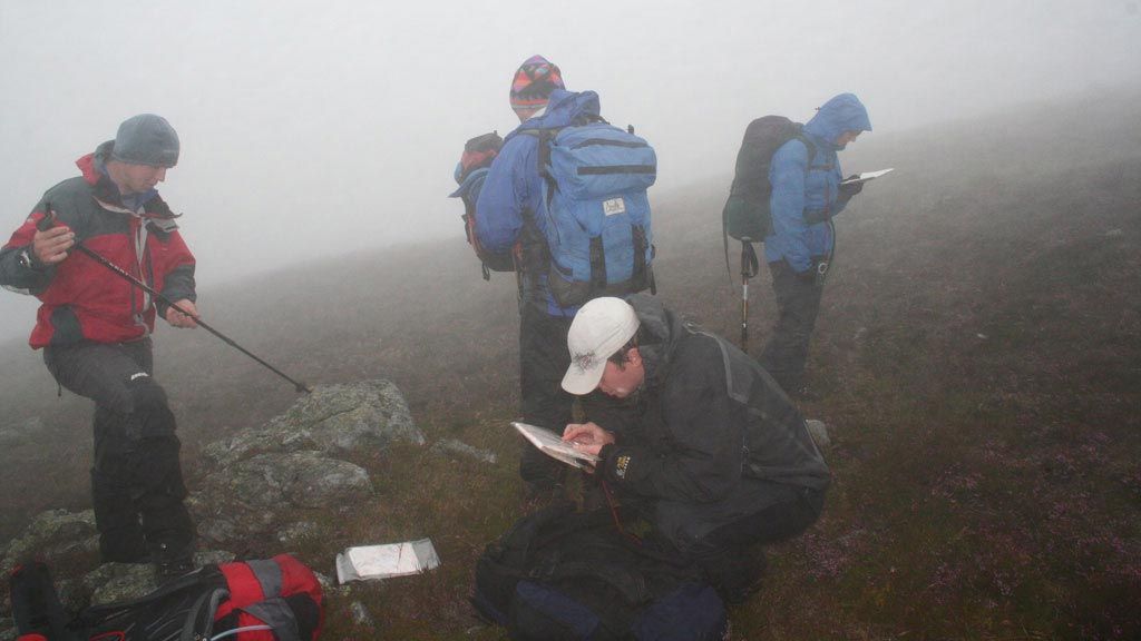 navigation course scotland