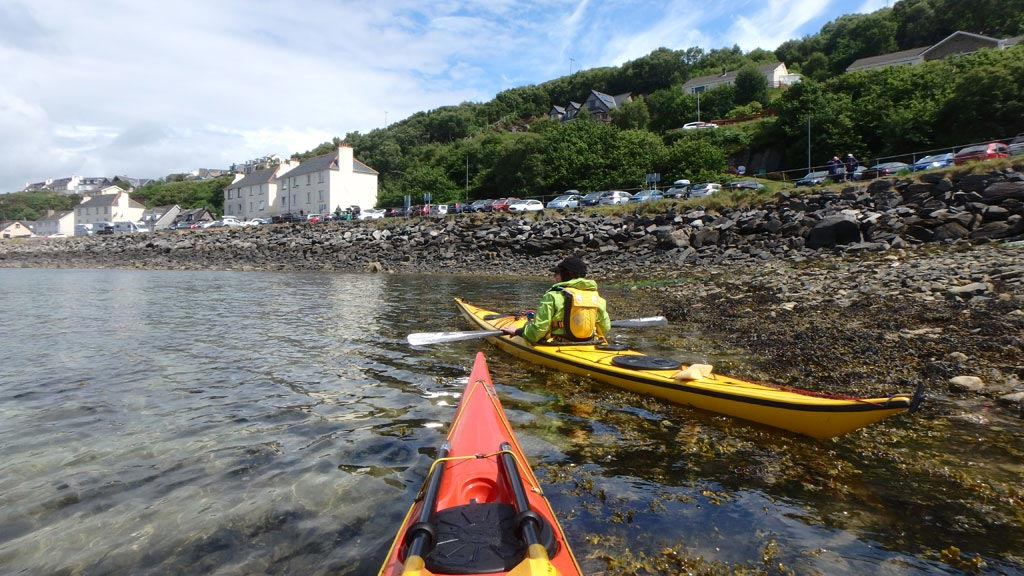 sea kayaking scotland mallaig
