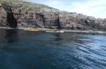 Isle Ristol Sea Kayaking