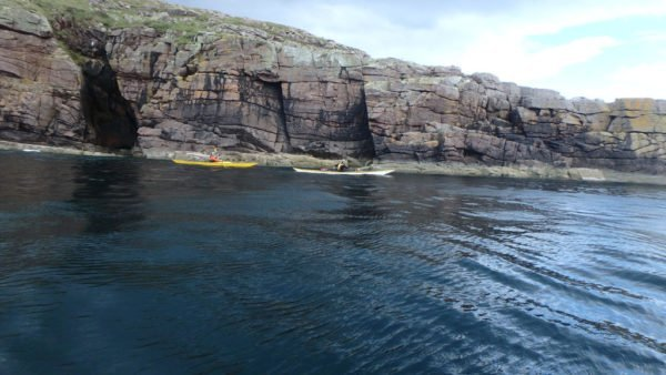 Isle Ristol Sea Kayaking