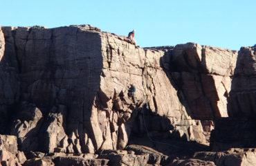 Reiff Sea Cliffs