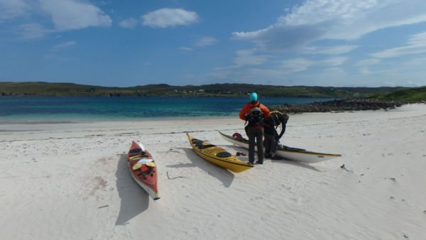 Beach at the Summer Isles