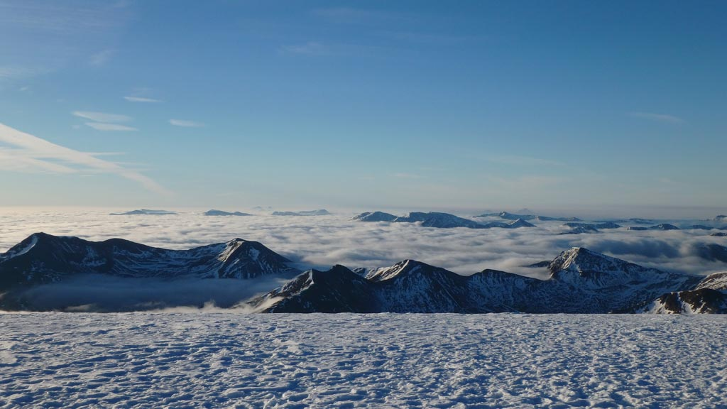 ben nevis winter inversions
