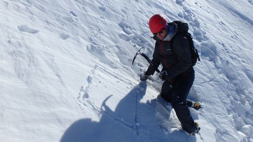 Winter Skills Course - avalanche awareness