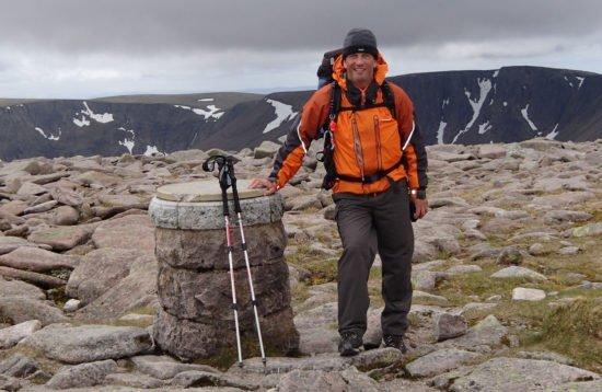 hillwalking scotland Ben Macdui
