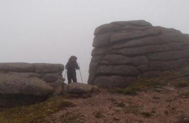 Ascending Ben Mheadhoin