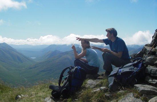 hillwalking scotland