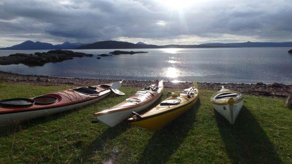 Crowlin Islands kayaking