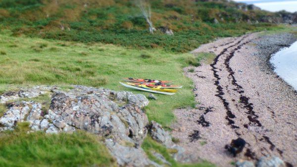 kayak uags