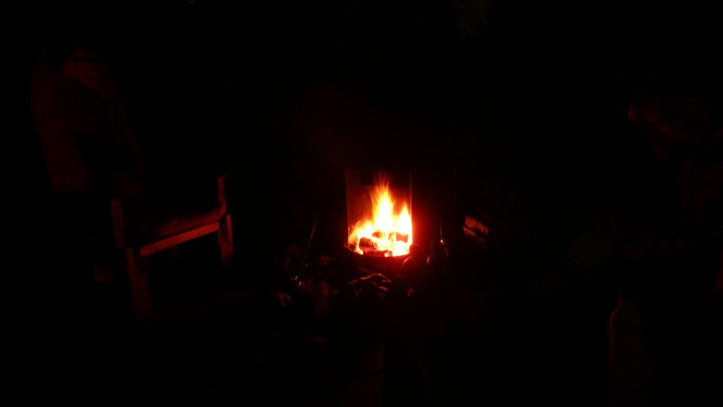 campfire scotland