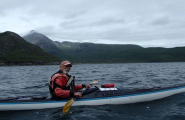 Sea Kayaking Loch Scavaig