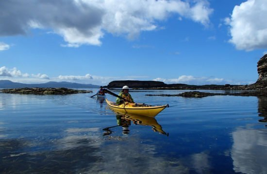 Skye discovery sea kayaking