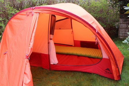 Design Unique central-support frame combines with ultra-durable ... : new tent designs - memphite.com