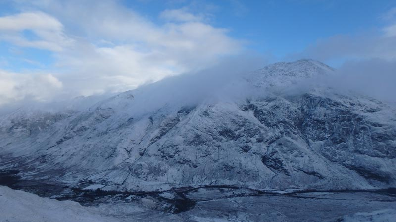 5 Sisters of Kintail