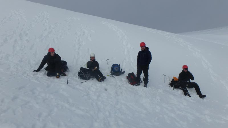 Winter Skills Course