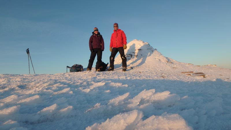 Cairn Gorm Summit
