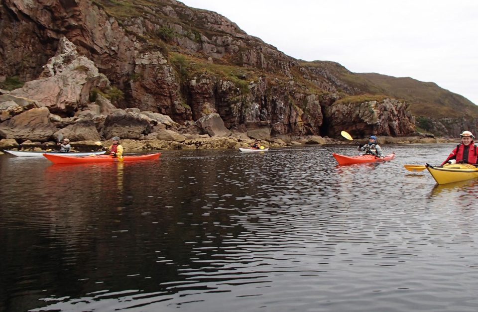 Sea Kayaking Islay Whisky Tour